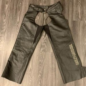 Woman's Harley Davidson Chaps MED
